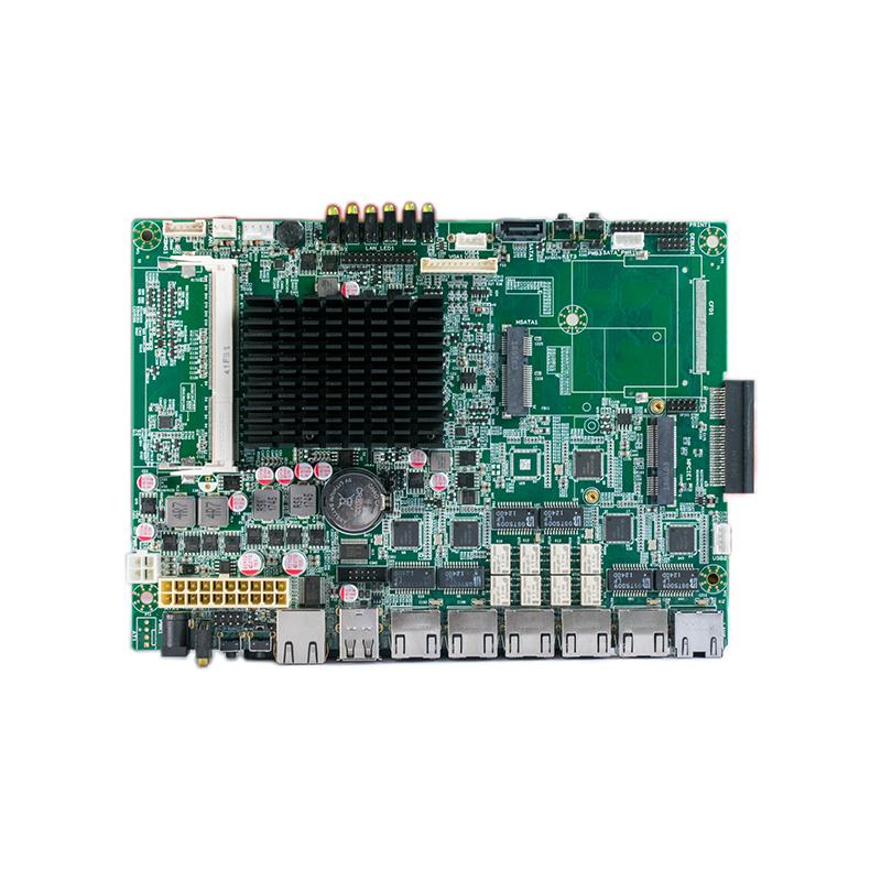 网络安全主板pcba代工代料_PCBA贴片加工_SMT生产制造
