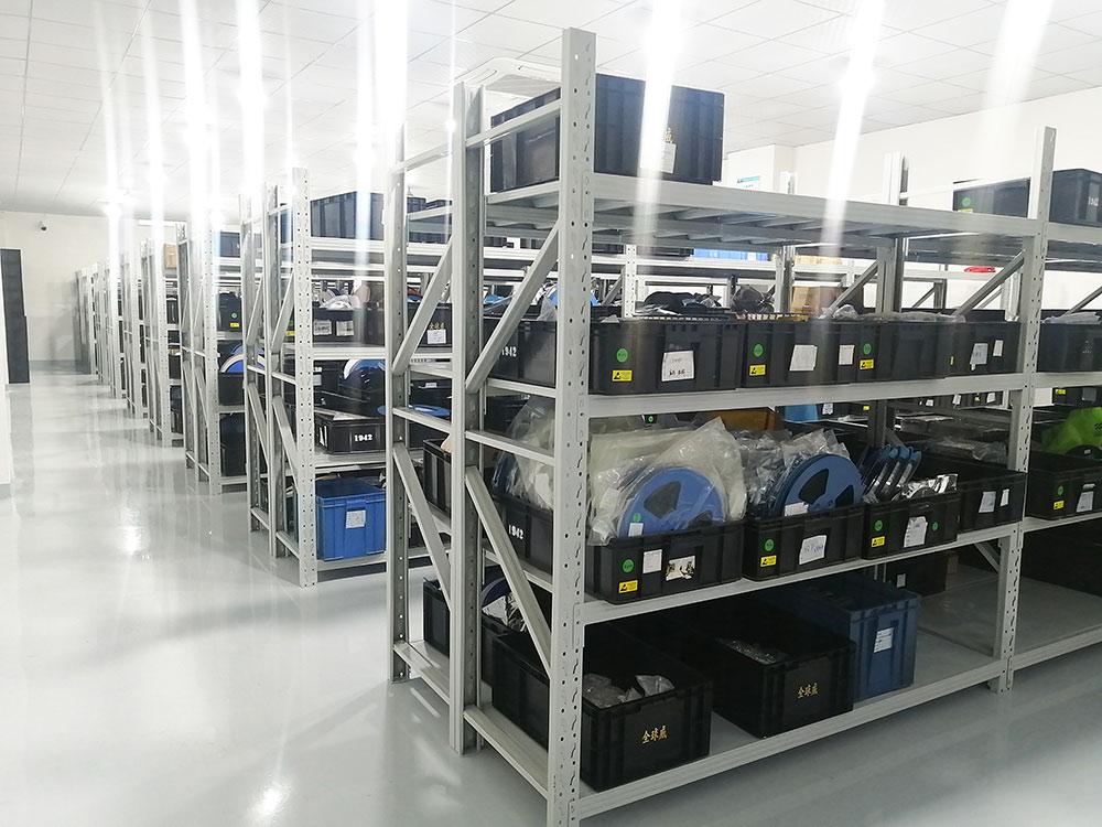 电子材料储存仓库